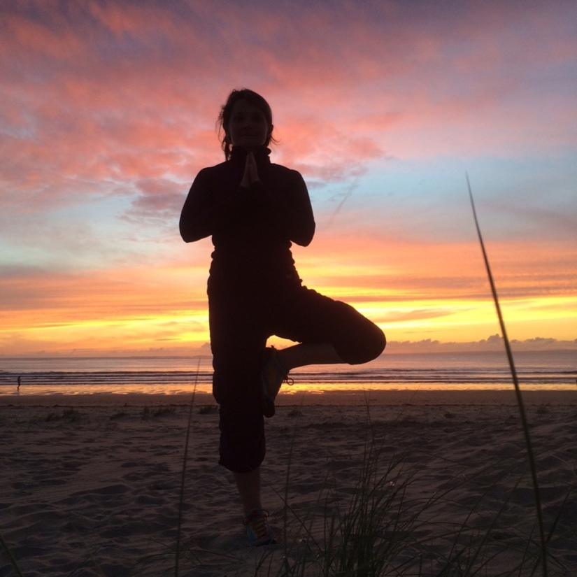 yoga in gower