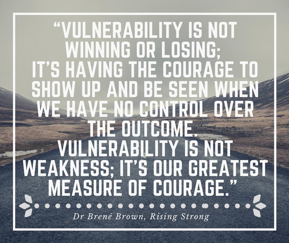 vulnerability quote